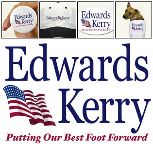 Edwards Kerry: Putting our best foot forward